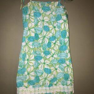 Lilly Pulitzer Girls Sun Dress 12
